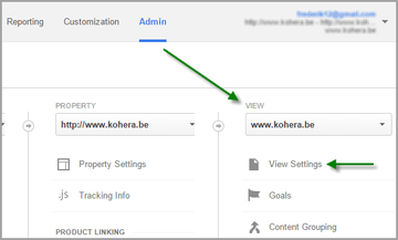 How to get Google Analytics data in Power Query - Kohera