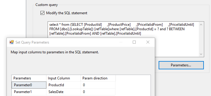 SSIS - Boosting Range Lookups with a script component - Kohera