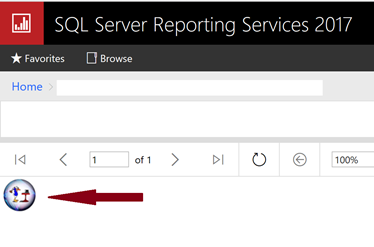 Azure Reporting Services 2018