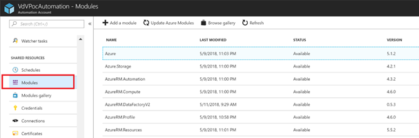 When an Azure runbook does not recognize your cmdlets… - Kohera