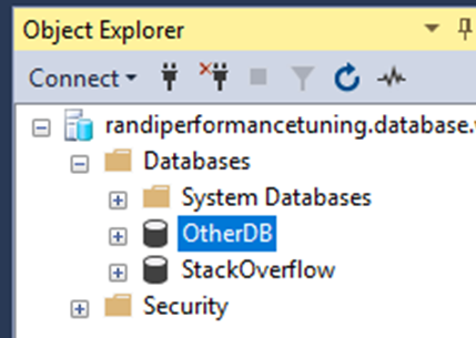How To: Azure SQL DB Cross database queries using synonyms